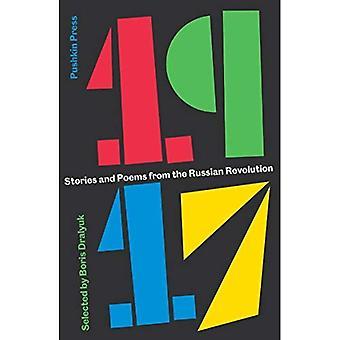 1917: berättelser och dikter från den ryska revolutionen