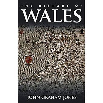Historien av Wales