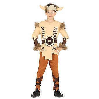 Gutter saksiske Viking Fancy kjole kostyme