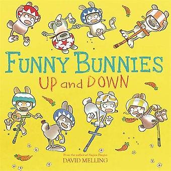 Grappige konijntjes: Op en neer (grappige konijntjes)