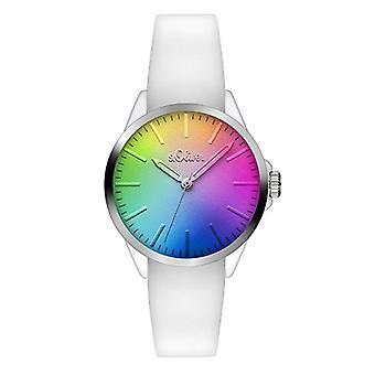 s. Oliver___Bracciale unisex quartz analog clock, in Silicone 3199___PQ