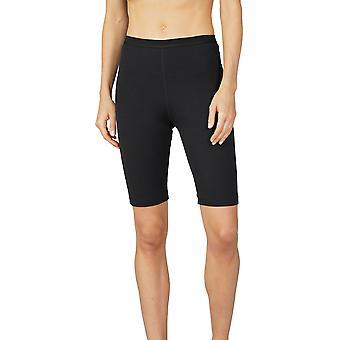 メイ女性 67010-003 メイ パフォーマンス黒膝長さのレギンス