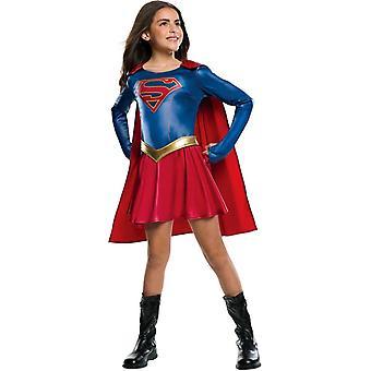 Supergirl Child Costume - 21254