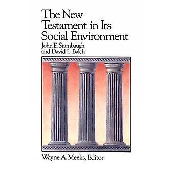 Uuden testamentin sen sosiaalisen ympäristön Stambaugh & John