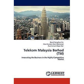Telekom Malaysia Berhad TM af pistol Fie & David Yong