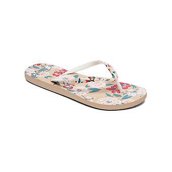 Roxy II Portofino damskie klapki Casual sandały - ochra