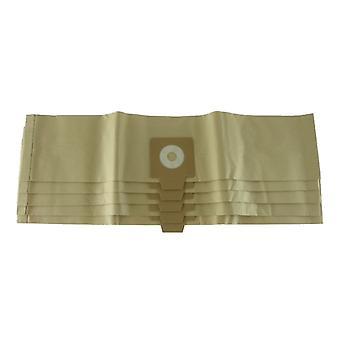 Bolsas de polvo de papel de aspiradora Electrolux UZ932/UZ934
