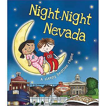 Night-Night Nevada by Katherine Sully - 9781492654995 Book