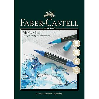 Faber-Castell Marker Paper Pad A3