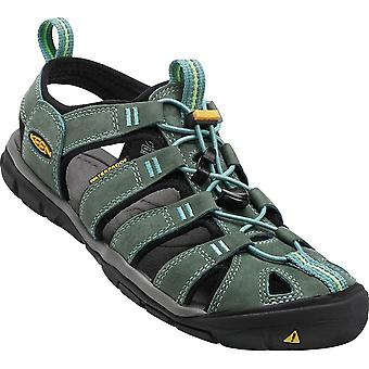 Keen Clearwater Leather Cnx 1014371 universal summer women shoes