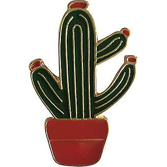 Pin - C&D - Flowers Cactus-Large New Gifts lap-0072