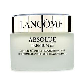Lancome Absolue Premium Bx Regenerating And Replenishing Care Spf 15 - 50ml/1.7oz