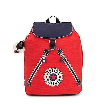Kipling Fundamental - Red Women's Backpacks (Active Red Bl)