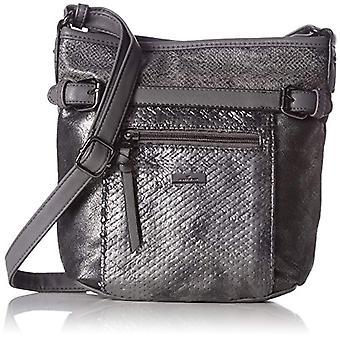 Tom Tailor Acc Juna - Donna Grau 7.5x24x26cm shoulder bags (L x H D)
