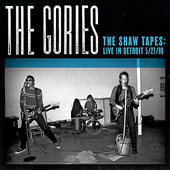 Gories - Shaw Tapes: Live in Detroit 5/27/88 [CD] USA import
