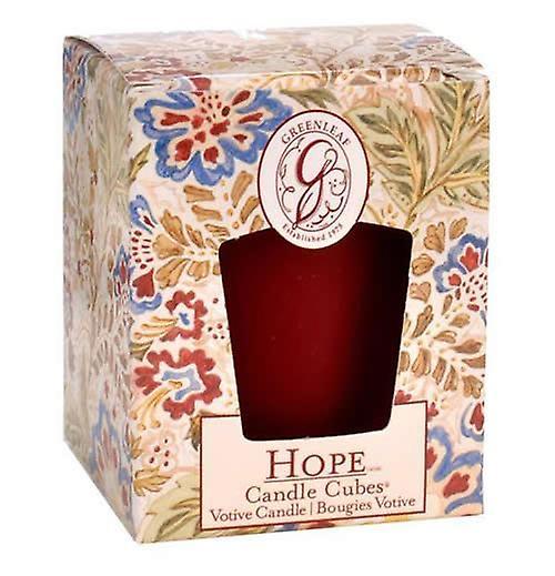 Hope Greenleaf Votive Candle