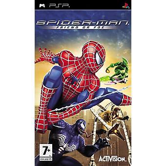 Spider-man Friend or Foe (PSP) - Nouveau