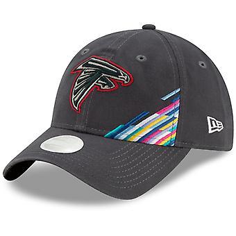 New Era 9Forty Damen Cap - CRUCIAL CATCH Atlanta Falcons
