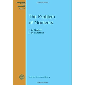 The Problem of Moments (Mathematical Surveys and Monographs)