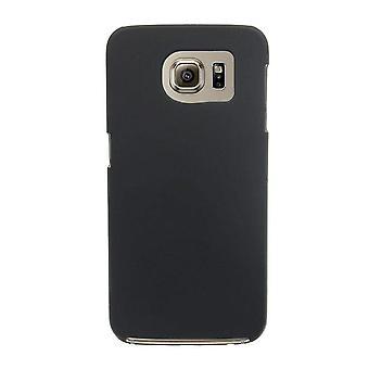 Samsung Galaxy S6 Edge PC Black Hard Shell