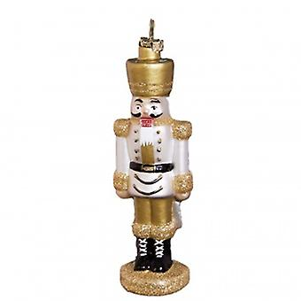 Widdop Gifts Nutcracker in Gold Suit Ornament | Handpicked Gifts