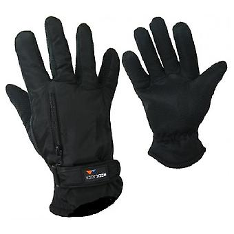 Herr Sport Handschuhe R40 Advanced vollständige Fleece isoliert