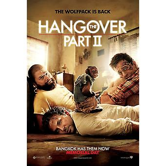 The Hangover Part 2 Poster Double Sided Regular (2011) Original Cinema Poster