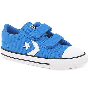 Converse Star Player 2V Kids Infant Canvas Shoes