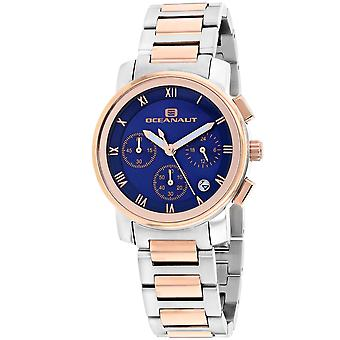 Oceanaut Women's Riviera Blue Dial Watch - OC0638