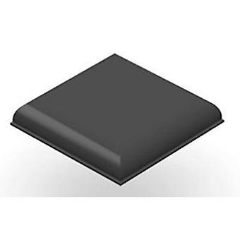 3M 7000029585 noha štvorec čierna (š x H) 32,4 mm x 6,1 mm 1 ks (s)