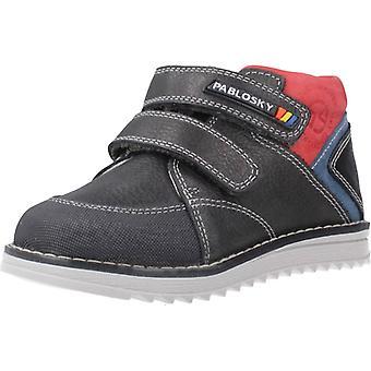 Pablosky Boots 064751 kleur antraciet