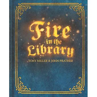 Fire in the Library Card Game