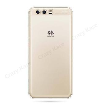 Runko Huawei P10 läpinäkyvä joustava