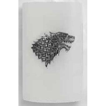 Game of Thrones Stark Large Insight Candle by Insight Editions