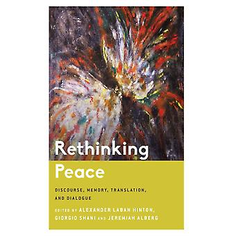 Rethinking Peace by Alexander Hinton