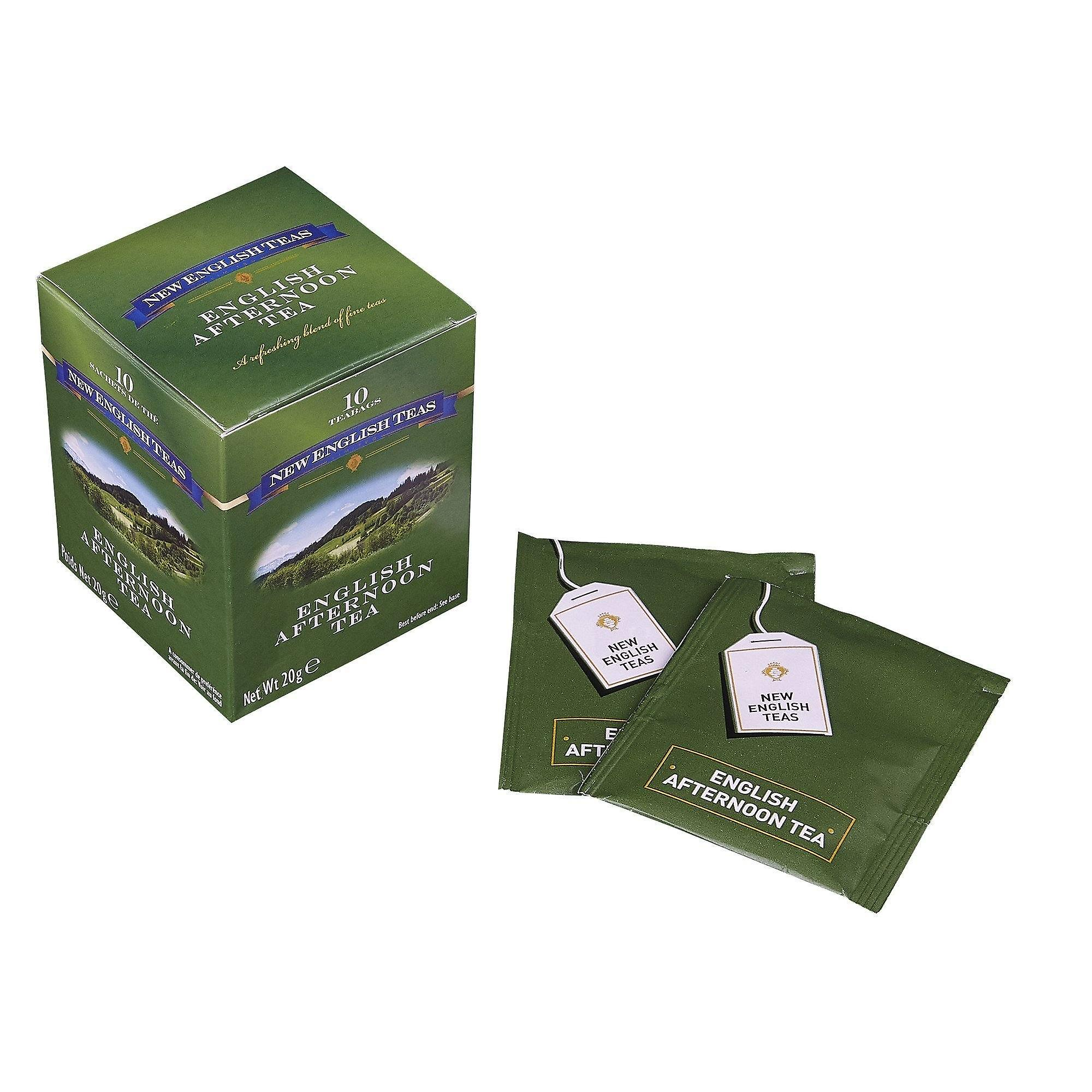 Classic english afternoon tea 10 individually wrapped teabags