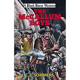 McCallum Boys by CJ Sommers