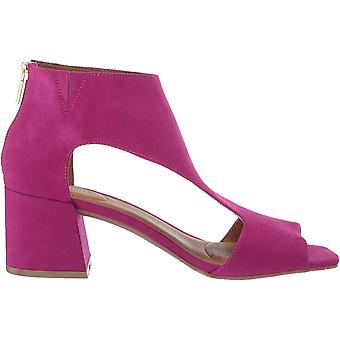 Kenneth Cole reaktion kvinnor ' s mix Cut out T-rem Heeled sandal