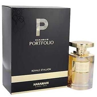 Portfolio Royale Stallion av al Haramain Eau de Parfum spray 2,5 oz (menn) V728-541577