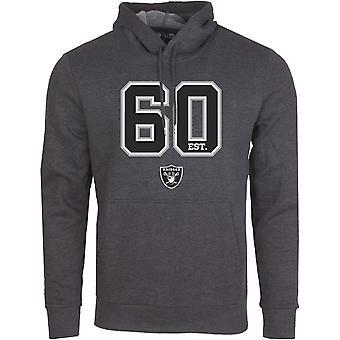 New Era ESTABLISHED LOGO Hoody - NFL Oakland Raiders