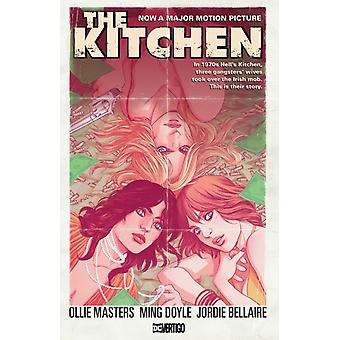 Kitchen by Ollie Masters