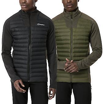 Berghaus Mens Hottar Hybrid Insulated Packable Outdoor Jacket