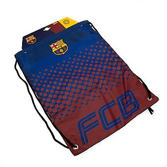 FC Barcelona Fade Design Drawstring Gym Bag
