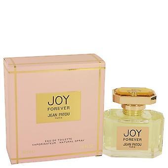 Joy forever eau de toilette spray von jean patou 533285 50 ml