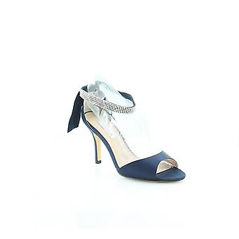 Nina Womens Vinnie Fabric Open Toe Casual Ankle Strap Sandals
