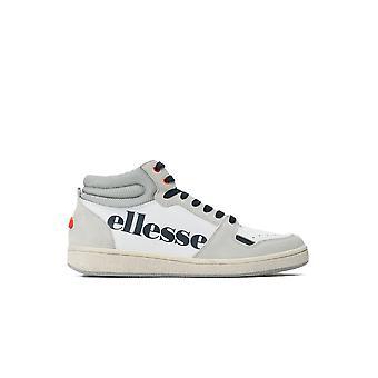 Sneakers Cuir Montantes Bicolores  -  Ellesse