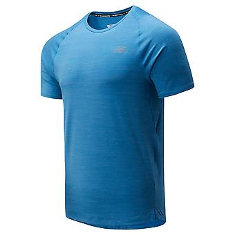New Balance Mens 2020 Q Speed Seasonless SS Wicking Quick Dry T-Shirt