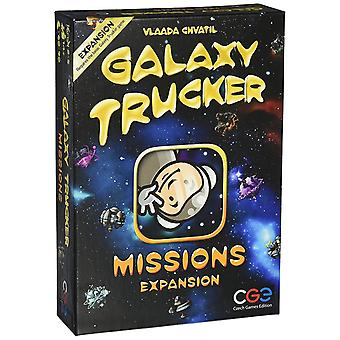 Galaxy Trucker Missions Expansion Board Game 2-5 Player