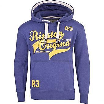 Ripstop Designer Boys Childrens Casual Hooded Logo Top Hoody Sweatshirt Top Jacket