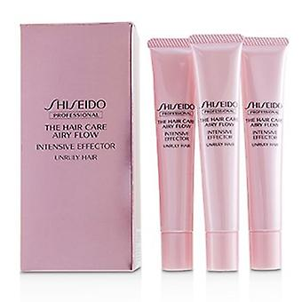 Shiseido The Hair Care Airy Flow Intensive Effector (unruly Hair)  6x20g/0.7oz